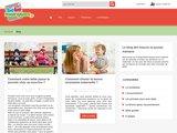 Blog bébémarques