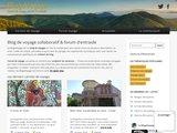 Blog o Voyage
